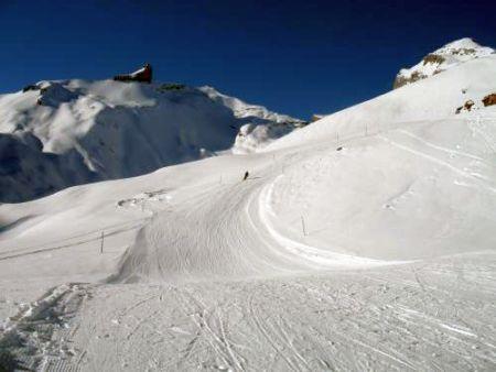 Lyžařské středisko Ovronnaz - fotografie