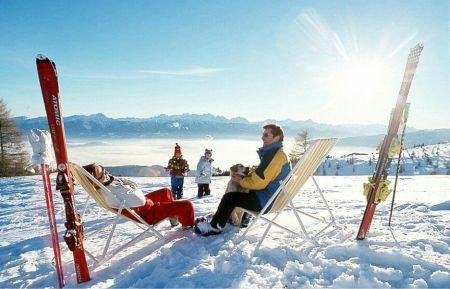 Lyžařské středisko Peilstein - fotografie