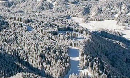 Lyžařské středisko Penia di Canazei - fotografie
