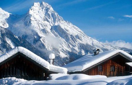 Lyžařské středisko Pettneu am Arlberg - fotografie