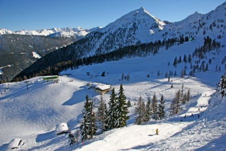 Lyžařské středisko Pichl - Mandling - fotografie