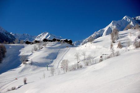 Lyžařské středisko Prägraten - fotografie