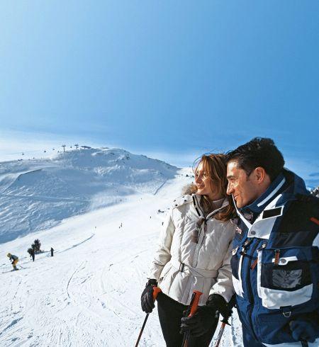Lyžařské středisko Predazzo - fotografie