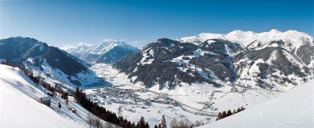 Lyžařské středisko Rauris - fotografie