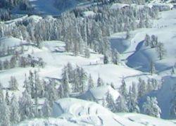 Lyžařské středisko Reith bei Kitzbühel - fotografie