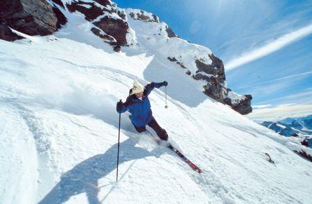 Lyžařské středisko Reith im Alpbachtal - fotografie