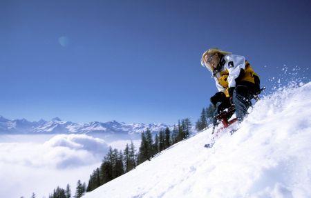 Lyžařské středisko Ringgenberg - fotografie