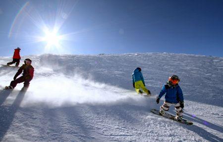 Lyžařské středisko Rohrbach - fotografie