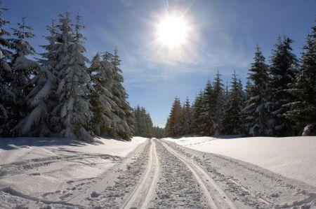 Lyžařské středisko Ruhpolding - fotografie