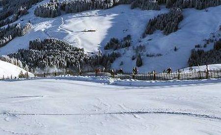 Lyžařské středisko Russbach - fotografie