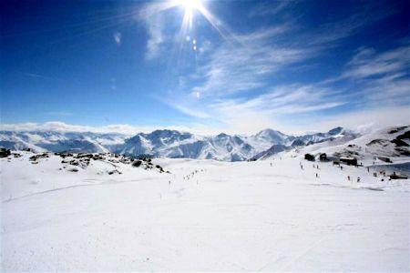 Lyžařské středisko Samnaun - fotografie