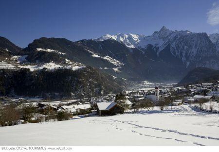 Lyžařské středisko Sautens - fotografie