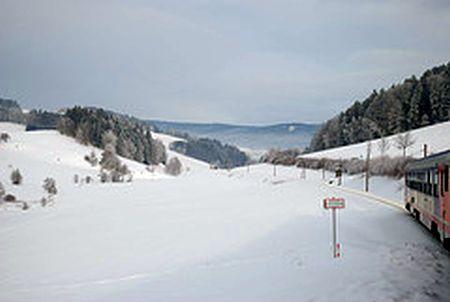Lyžařské středisko Schlägl - fotografie