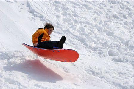 Lyžařské středisko Schlitters - fotografie
