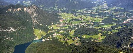 Lyžařské středisko Schönau am Königssee - fotografie