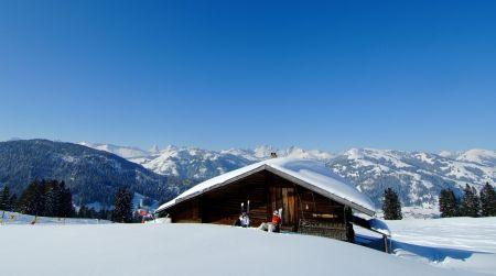 Lyžařské středisko Schönried - fotografie