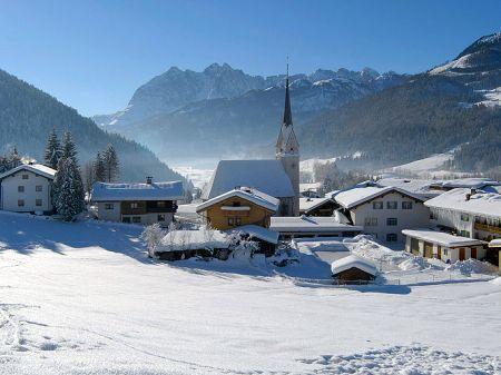 Lyžařské středisko Schwendt - fotografie