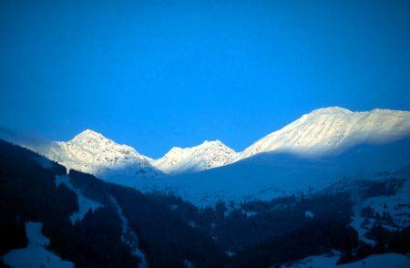 Lyžařské středisko Serfaus - fotografie