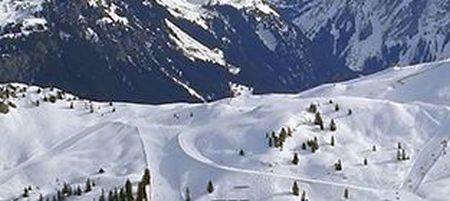 Lyžařské středisko Sesto - Sexten - fotografie