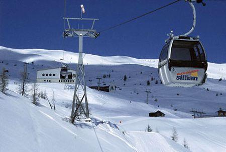 Lyžařské středisko Sillian - fotografie