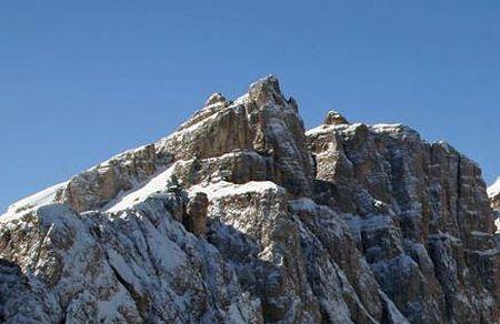 Lyžařské středisko Soraga di Fassa - fotografie