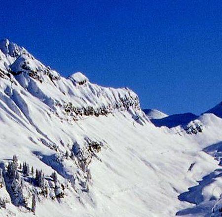 Lyžařské středisko St. Margarethen im Lungau - fotografie