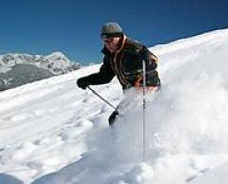 Lyžařské středisko St. Martin am Tennengebirge - fotografie
