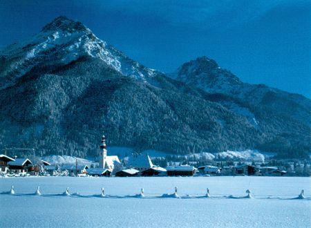 Lyžařské středisko St. Ulrich am Pillersee - fotografie