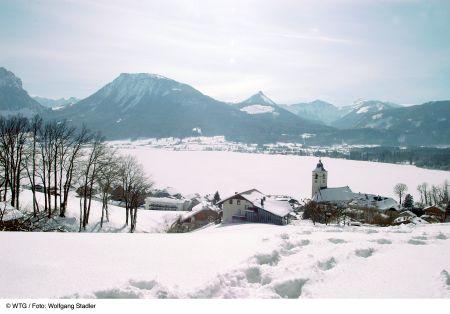 Lyžařské středisko St. Wolfgang im Salzkammergut - fotografie