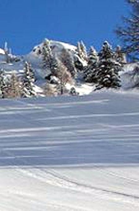 Lyžařské středisko Tesero - fotografie