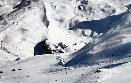 Lyžařské středisko Tröpolach - fotografie