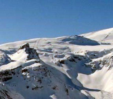 Lyžařské středisko Tulfes - fotografie
