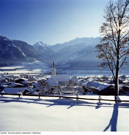 Lyžařské středisko Uttendorf - fotografie