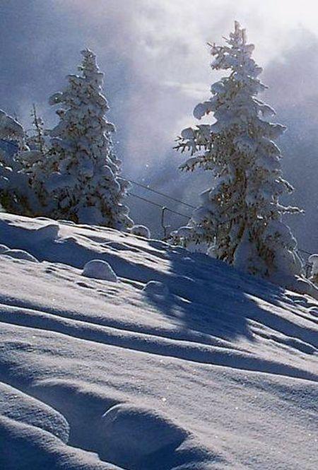 Lyžařské středisko Vandans - fotografie