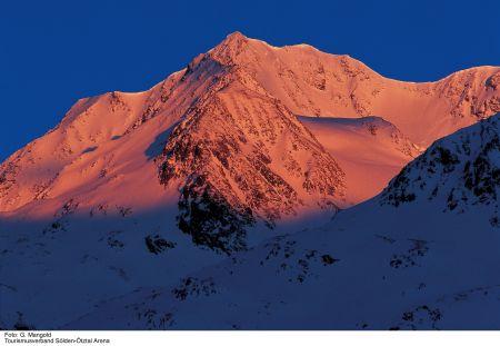 Lyžařské středisko Vent - fotografie