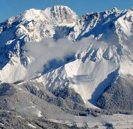 Lyžařské středisko Viehhofen - fotografie