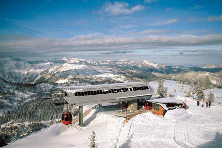 Lyžařské středisko Waidring - fotografie