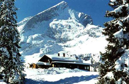 Lyžařské středisko Wallgau - fotografie
