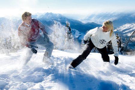 Lyžařské středisko Wattens - fotografie