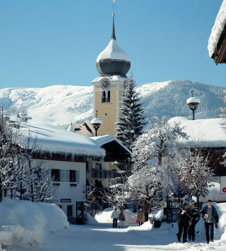 Lyžařské středisko Westendorf - fotografie