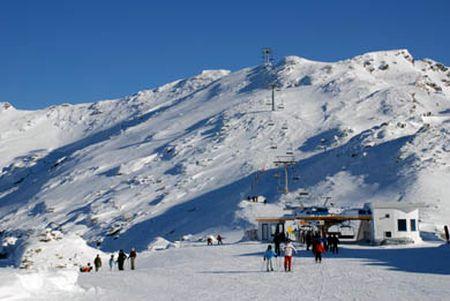 Lyžařské středisko Zell am Ziller - fotografie
