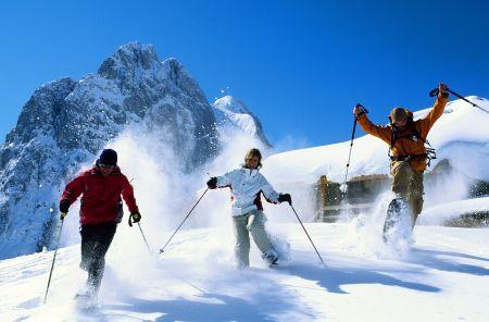 Lyžařské středisko Zweisimmen - fotografie