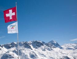 Alpy ve Švýcarsku